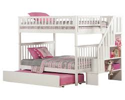 Full Bed With Trundle Viv Rae Shyann Full Over Full Bunk Bed With Trundle U0026 Reviews