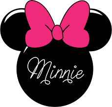 minnie mouse bow minnie mouse transparent clipart wikiclipart