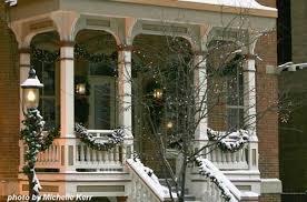 christmas light ideas for porch cozy easy christmas decorations for a porch railing home railing ideas