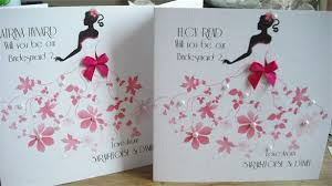 personalised will you be my bridesmaid card 2430180 weddbook