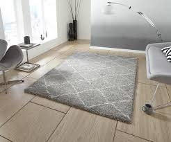 Shaggy Grey Rug Casablanca Shaggy Modern Thick Rugs Grey Cream Rug Martin