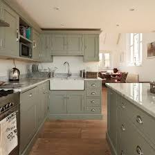 green painted kitchen modern country style modern country and