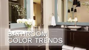 bathroom colors 2016 how to pick a bathroom color video hgtv