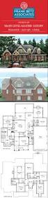 frank betz associates kennewick 4107 sqft 5 bdrm main level master luxury house plan