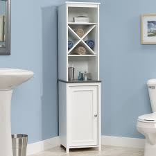 bathroom linen storage cabinet spacious linen cabinets towers you ll love wayfair on bathroom