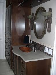 bathroom sink copper bathroom fixtures bathroom basin vessel