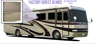 best window treatment for a rv factory direct blinds