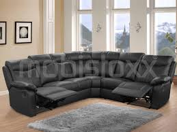 canap cuir 7 places canapé d angle relax 7 places cuir noir chez mobistoxx