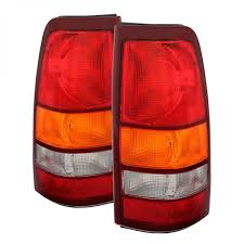 euro tail lights for chevy silverado xtune 1999 2002 chevy silverado tail lights