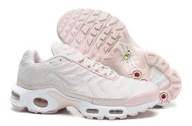 light pink nike air max new arrival nike air max plus tn ultra light pink white running