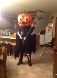 Halloween Costume Headless Man Holding Head Horseless Headless Horsemann Costume Tf2