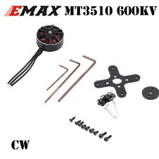 diy drone 2016 emax brushless motor mt 3510 kv600 cw ccw for rc quadcopter