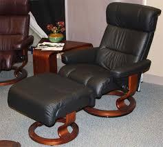 stressless memphis medium recliner chair ergonomic lounger and