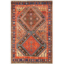 antique persian tribal kurdish rug more persian ideas