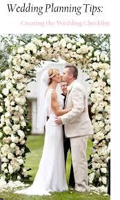 planning your own wedding wedding planning tips create your own wedding checklist