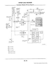 nissan murano alternator fuse engine nissan 300zx 1984 z31 electrical system workshop manual