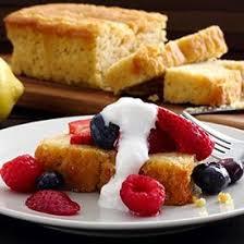 gluten free lemon pound cake paleo newbie