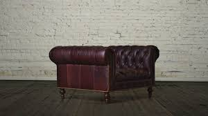 Are Chesterfield Sofas Comfortable by Chesterfield Leather Sofa Sectional Loveseat Furnitures Made