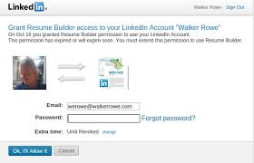 Linked In Resume Builder How To Create A Resume From Linkedin