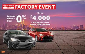 lexus edmonton financing 2017 toyota factory event in edmonton toyota offers toyota promotions