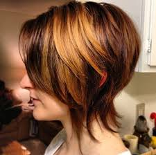 jagged layered bobs with curl 10 graduated bob haircut fashionable short hair popular haircuts