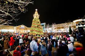 Zona Rosa Northern Lights Holiday Lighting Ceremony