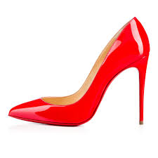 pigalle follies 100mm fraise patent leather 3140495p129