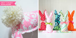 stuffed bunnies for easter ruff draft diy stuffed easter bunnies anders ruff custom