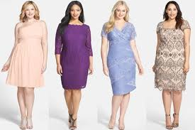 plus size clothing for a wedding guest formal dresses