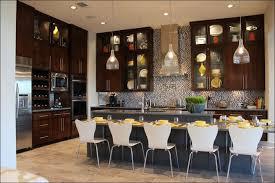 Dark Kitchen Cabinets With Light Countertops - kitchen kitchen wall colors brown kitchen walls dark kitchen