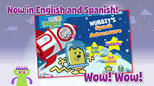 wubbzy u0027s space adventure android apps google play
