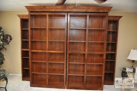sliding bookcase murphy bed sliding bookcase murphy bed murphy library beds for your home lift