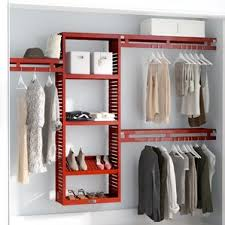 wall mounted closet systems you u0027ll love wayfair
