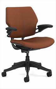 desk chair without arms custom humanscale freedom task chair in leather