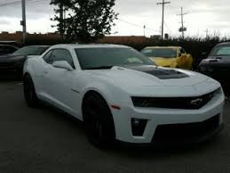 used chevrolet camaro zl1 for sale carmax