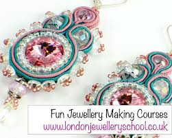 Learning To Make Jewelry - 9 best soutache jewellery images on pinterest soutache jewelry