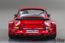 stanced porsche 1974 porsche 911 carrera rsr total 911