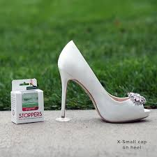 wedding shoes for grass stoppers heel protectors stop sinking into grass wedding