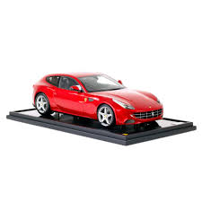 ferrari hatchback coupe ferrari ff model in 1 8 scale models 1 8 fine models