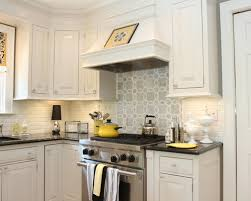 backsplash for white kitchens black and white kitchens with a splash of colour kitchen and decor