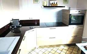 meuble haut cuisine noir laqué meuble haut cuisine noir meuble cuisine vitre awesome meuble