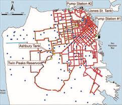 Twin Peaks Map San Francisco Bay View Plan To Protect San Francisco