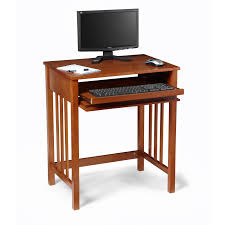 Wooden Laptop Desk by Brandywine Pullout Laptop Desk Porter Hayneedle