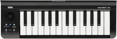 korg microkey air 37 mini key bluetooth controller sweetwater