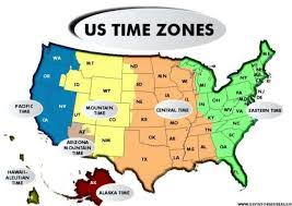 us map with state abbreviations and time zones geography us maps time zones oc proposed simplified time