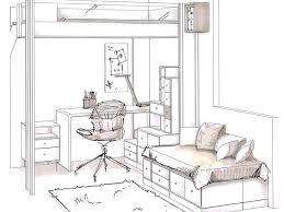 comment dessiner une chambre en perspective chambre en perspective cavaliere amazing home ideas