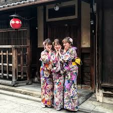 a japanese man pass by geisha culture in kyoto japan an inside look vogue
