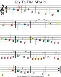 free printable sheet music for xylophone color coded xylophone sheet music other information kid helper