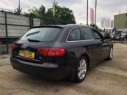 2010 audi a4 2 0 tdi estate 1 owner 6 speed manual px welcome in