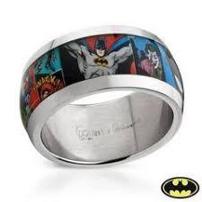 batman wedding bands mens batman wedding ring steven would this or a packer one